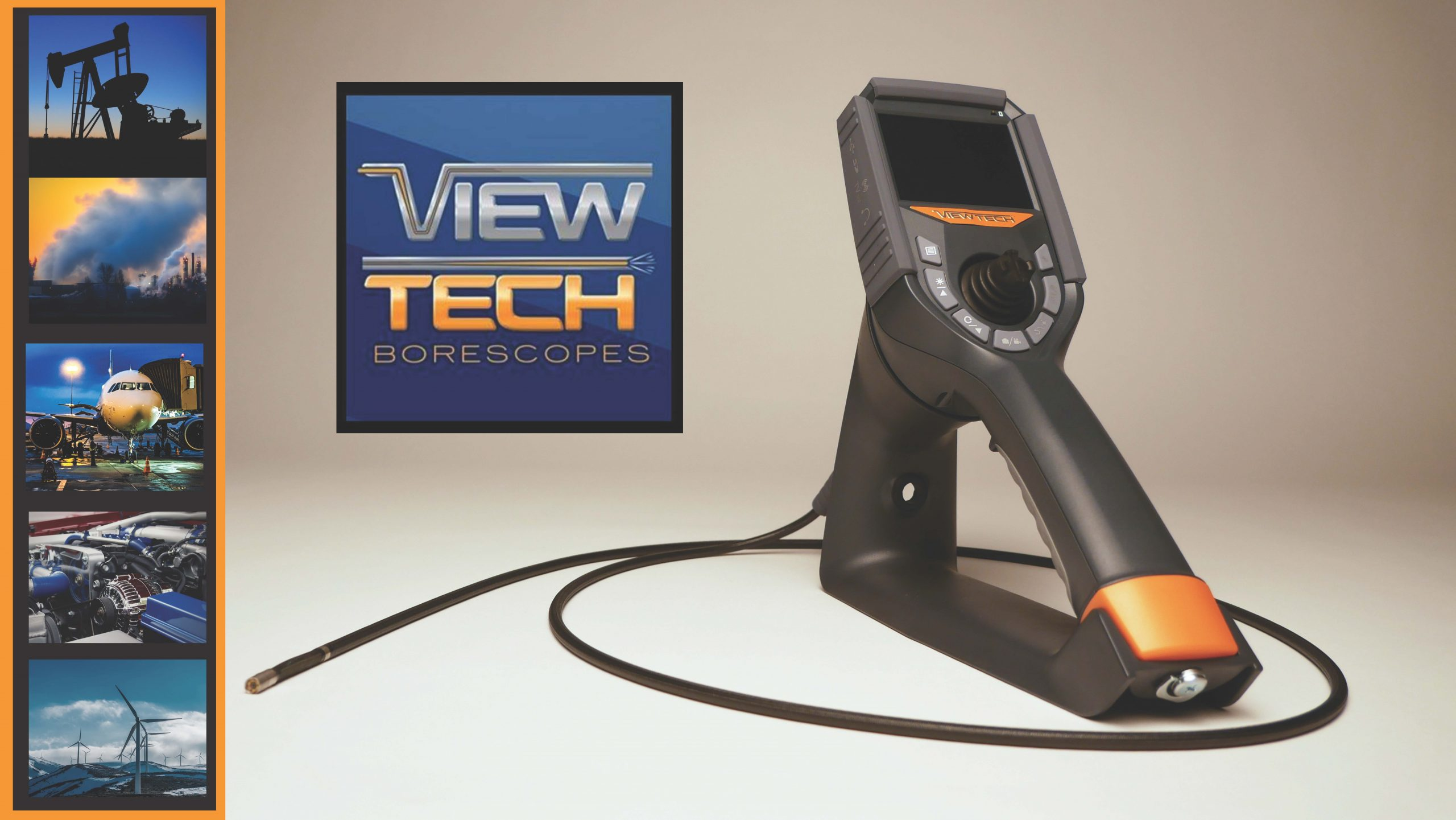ViewTech Borescopes
