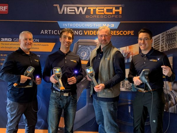 ViewTech Borescopes Sales Team